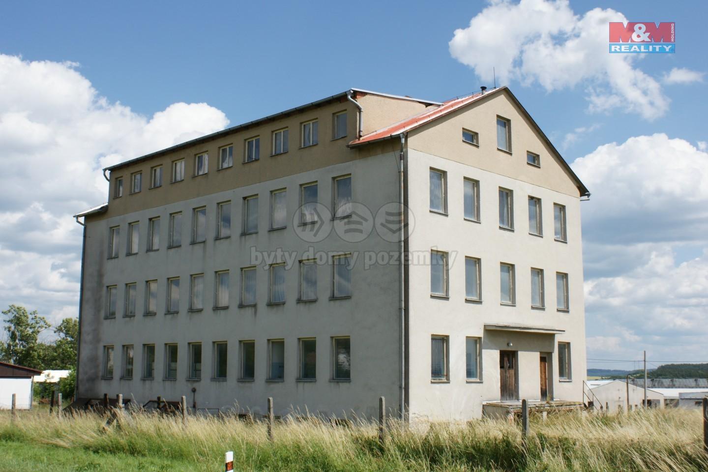 Prodej, Administrativní budova, 6064 m2, Slabce u Rakovníka (Prodej, administrativní budova, 6046 m², Slabce u Rakovníka), foto 1/16