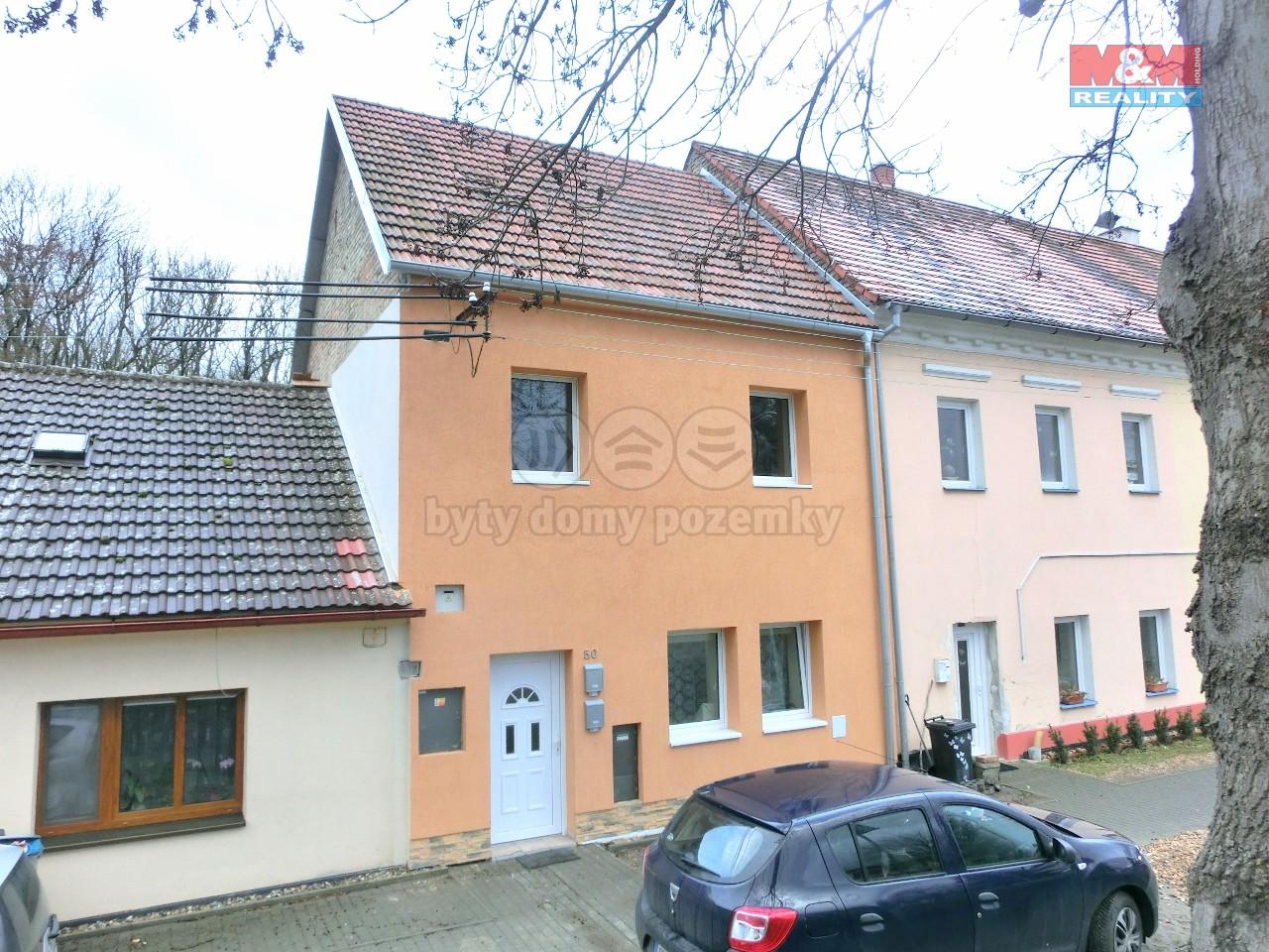 Prodej, bytový dům, Doksany, okr.Litoměřice