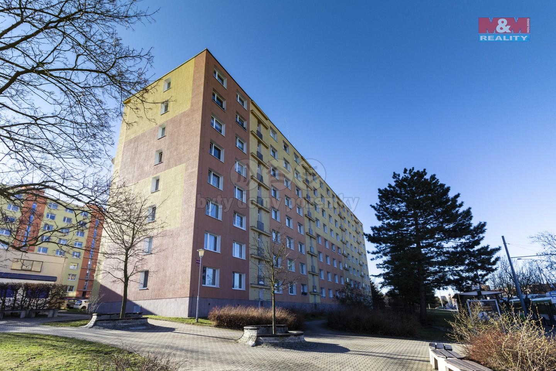 (Prodej, byt, 1+1, 38 m2, OV, Plzeň, ul. Na Dlouhých), foto 1/21