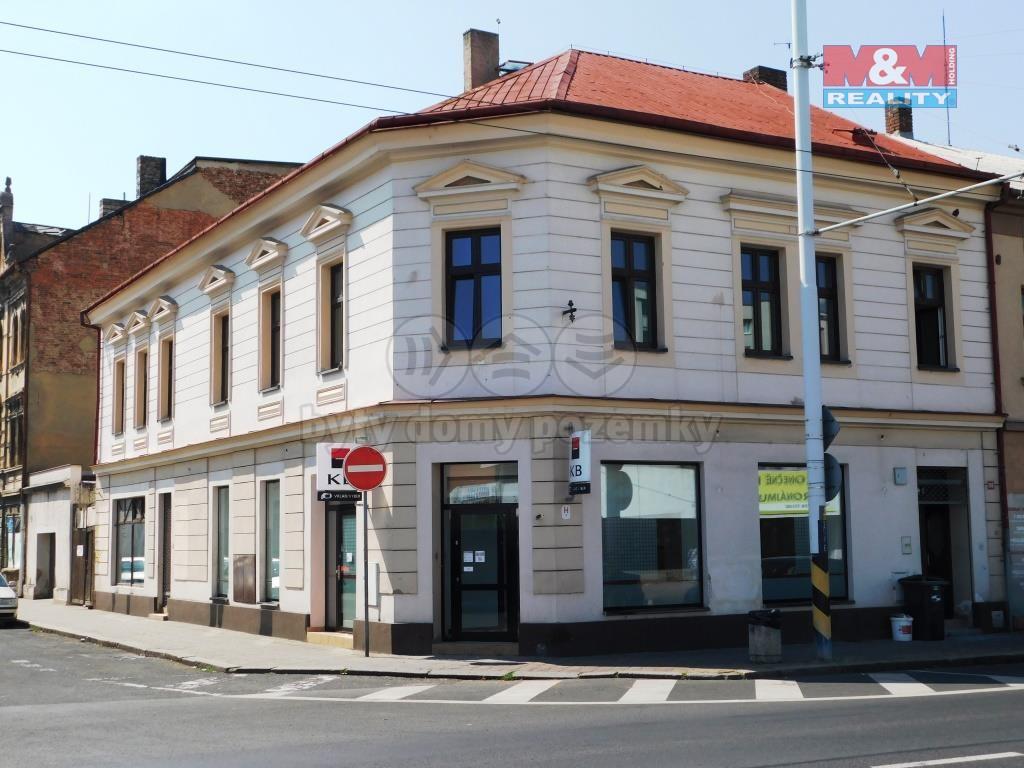 Prodej, nájemní dům, 250 m², Teplice, ul. Masarykova třída