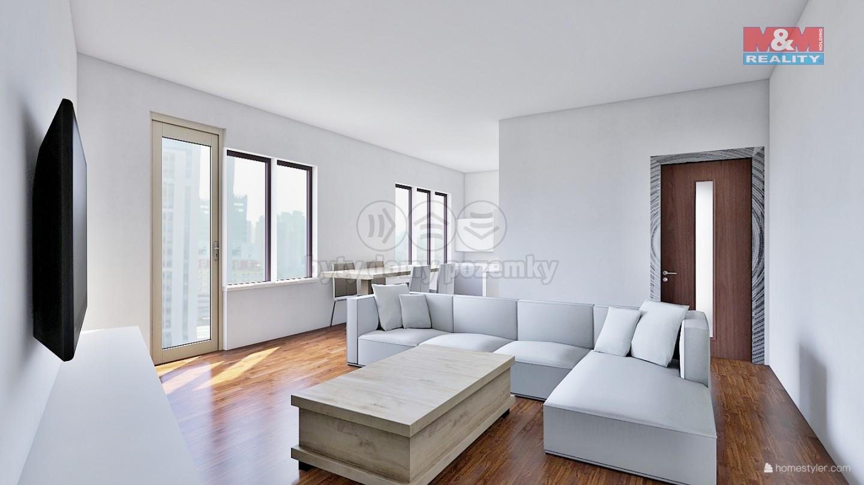 (Prodej, byt 2+1, 63 m2, Praha 10 - Vršovice, nám. Sv. Čecha), foto 1/28