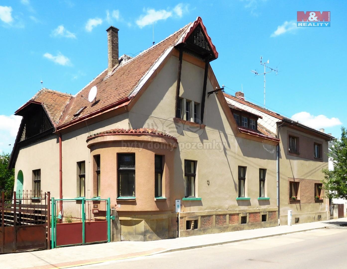 Prodej, rodinný dům, Chrudim, ul. Smetanova