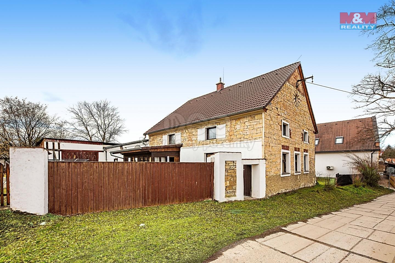 Prodej, rodinný dům 1035 m2, Krušovice (Prodej, rodinný dům, 1035 m², Krušovice), foto 1/16
