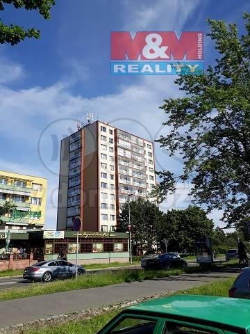Prodej, byt 3+1, 80 m2, Pardubice - centrum