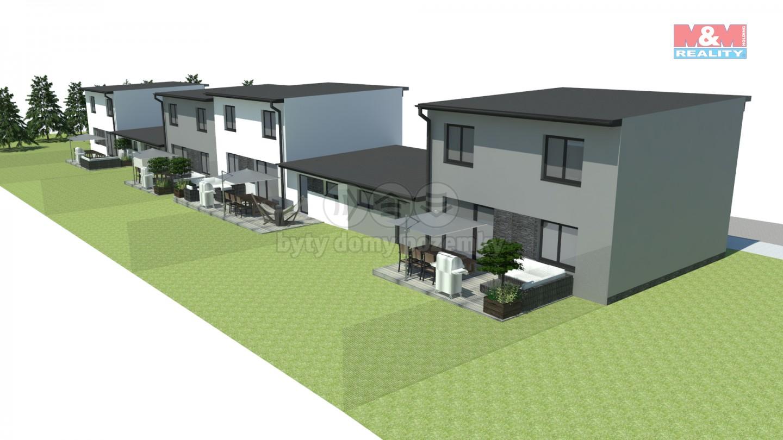 Prodej, rodinný dům, 5+kk, 467 m2, Oslavany