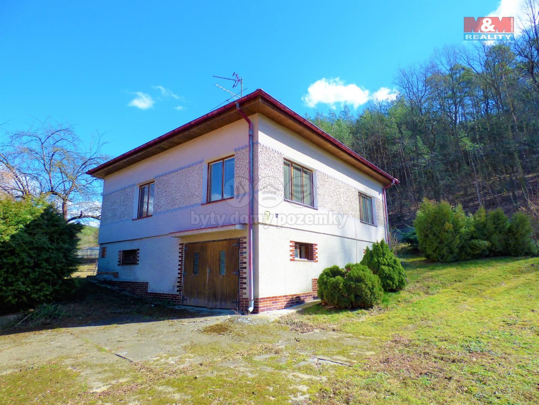 Prodej, rodinný dům, 3+1, 180 m², Neveklov - Borovka