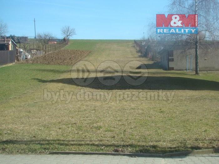Prodej, pozemek, 1177 m2, Újezd u Černé Hory