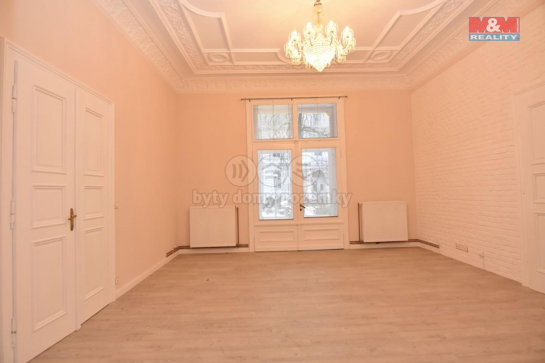 Hlavní místnost (Prodej, kancelářské prostory, 120 m2, Liberec,ul. Masarykova)