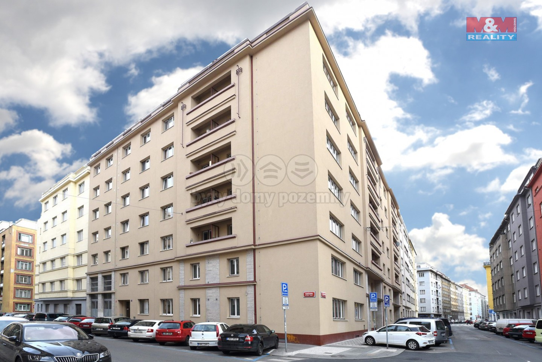 (Prodej, byt 3+1, 85 m², OV, Praha 7)