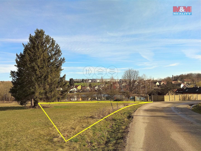 Prodej, stavební pozemek, 1196 m², Chotýšany