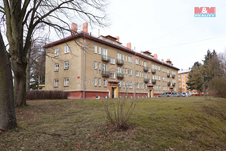 Prodej, byt 3+kk, 64 m2, Horní Slavkov, ul. Dlouhá