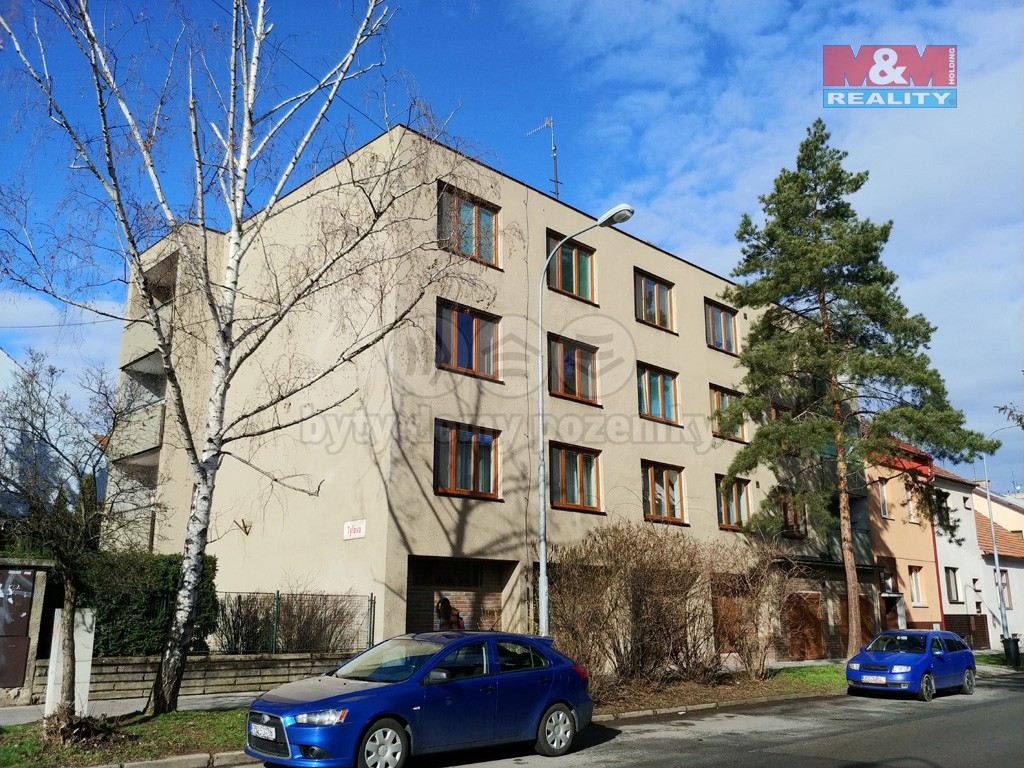 Prodej, byt 3+1, 79 m2, Brno, ul. Božetěchova