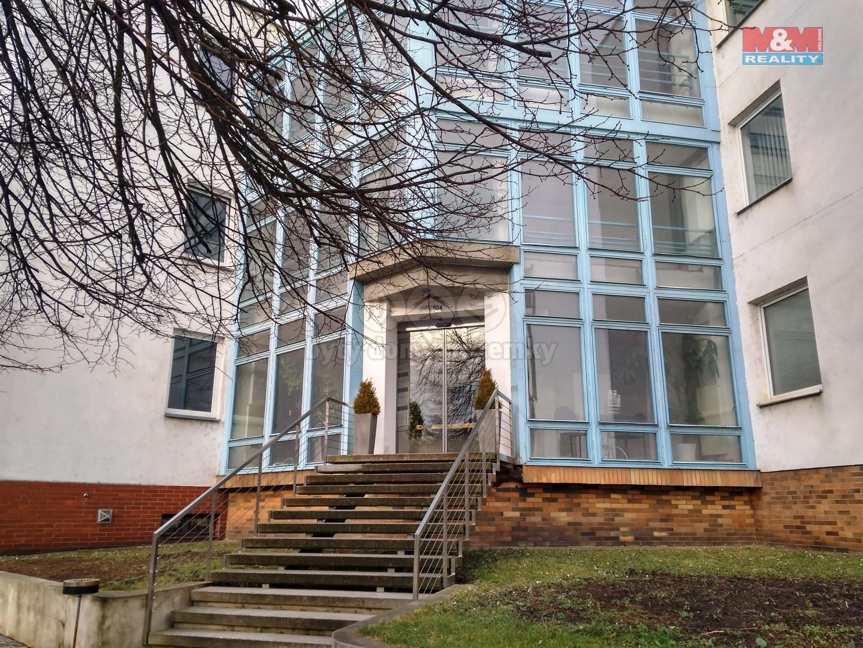 Pronájem, kancelář, Hradec Králové - centrum