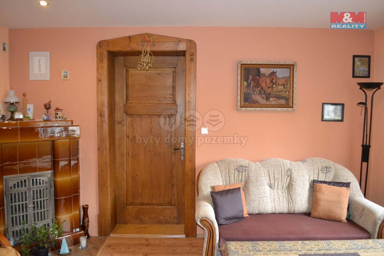 obývací pokoj 1.NP