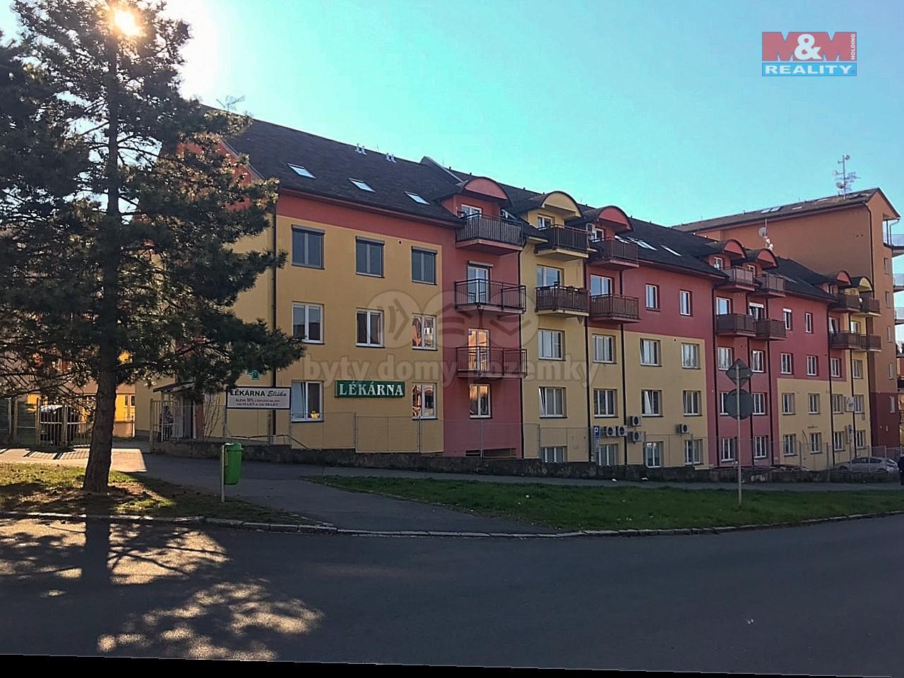 Pronájem, byt 2+kk, 48 m2, Aleje Svobody, Plzeň