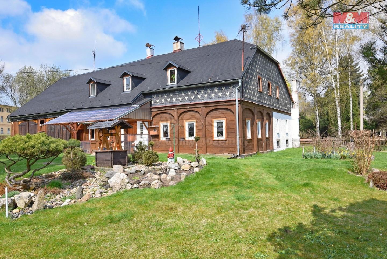 Prodej, rodinný dům, Jiříkov, ul. Teplická