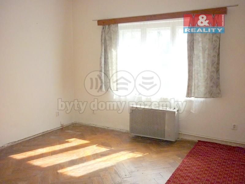 Pronájem, byt 2+1, Krnov, ul. K. Čapka