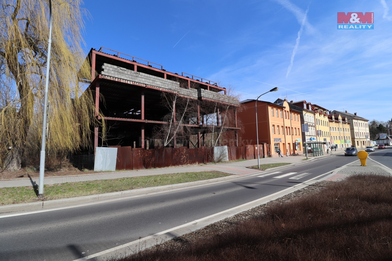 (Prodej, rozestavěná stavba, Karlovy Vary, ul. Sokolovská), foto 1/23