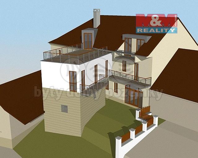 Prodej, byt 1+kk, 39 m2, Miletín