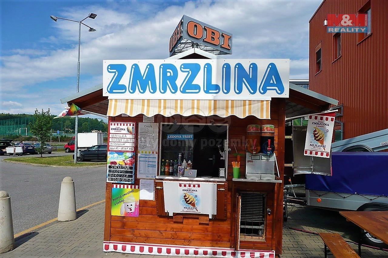 Prodej, Zmrzlinový stánek bez pozemku 5m2, Mladá Boleslav (Prodej, zmrzlinový stánek 5 m2, Mladá Boleslav), foto 1/6