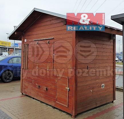 Prodej, zmrzlinový stánek 5m2, Mladá Boleslav