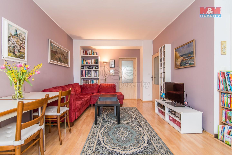 (Prodej, byt 3+kk, 72 m2, DV, Praha 5 - Zbraslav), foto 1/28
