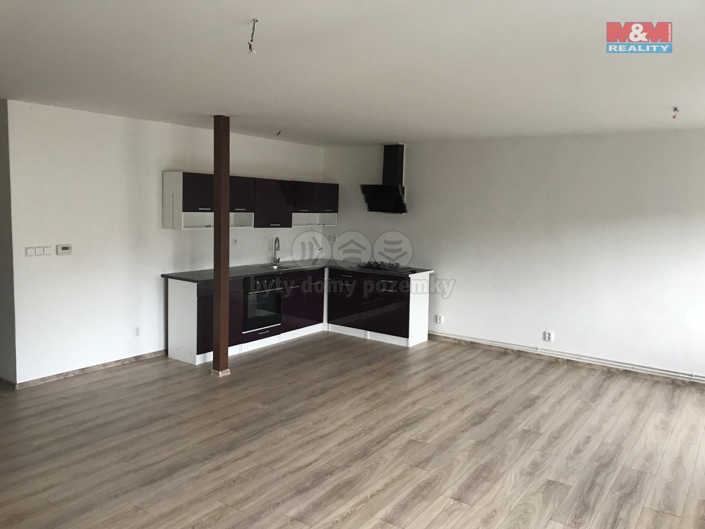 Pronájem, byt 3+kk, 136 m2, Hlučín, ul. Pode Zdí