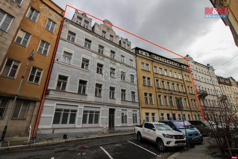 (Prodej, bytový dům, 1654 m2, Karlovy Vary - Centrum), foto 1/12