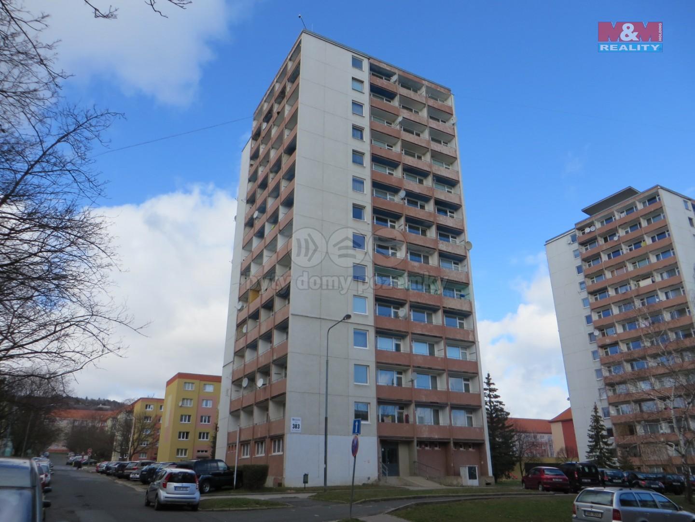 (Prodej, byt 1+kk, 21 m2, OV, Most, ul. M. G. Dobnera), foto 1/13