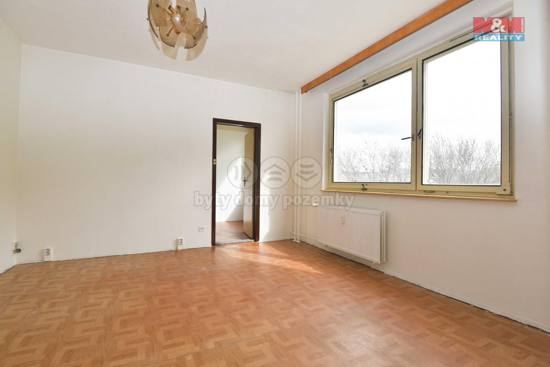 Prodej, byt 2+1, 47 m2, Šumperk