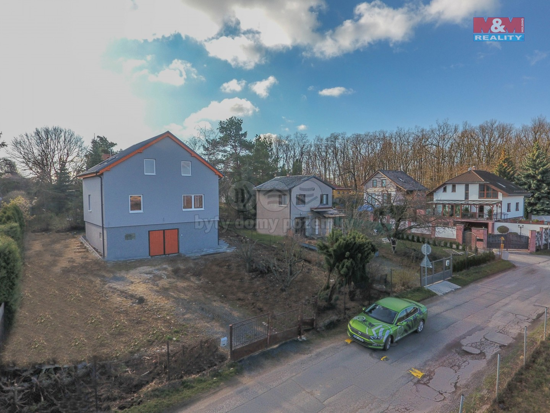 Prodej, rodinný dům, 597 m², Zdiby, ul. K Holosmetkům