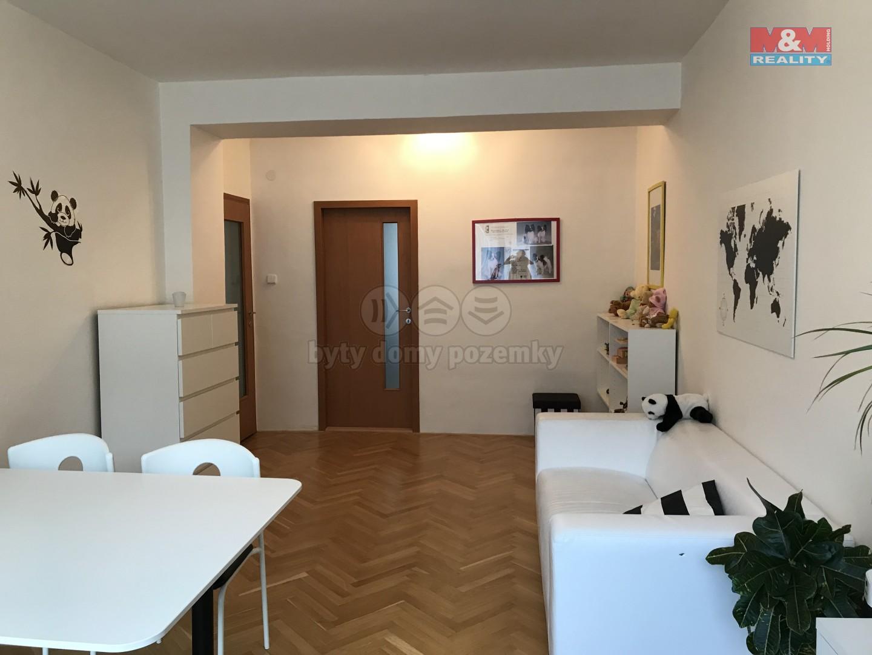 (Prodej, byt 2+1, 52 m2, Brno - Veveří, ul. Úvoz), foto 1/9