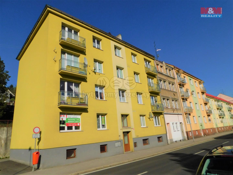 (Prodej, byt 3+1, 69 m2, OV, Kraslice, ul. Pohraniční stráže), foto 1/43
