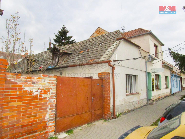 Prodej, rodinný dům 3+1, 78 m2, Břeclav, ul. Osvobození