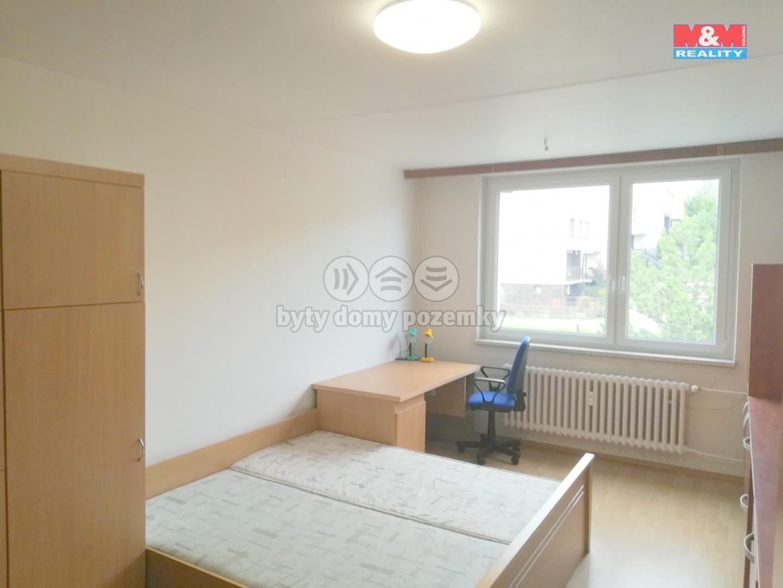 Pronájem, byt 3+1, 76 m2, Brno, Komín