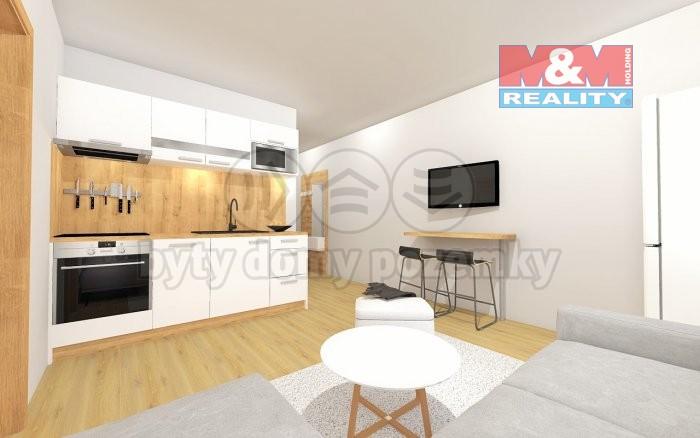 Prodej, byt 2+kk, 69 m2, Brno, ul. U Leskavy