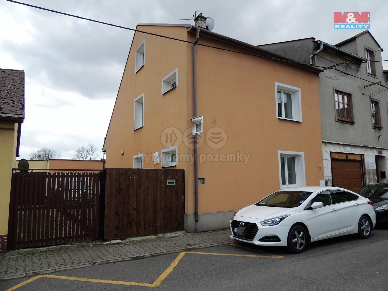 Prodej, rodinný dům 5+1, 200 m2, Ostrava, ul. Oborného