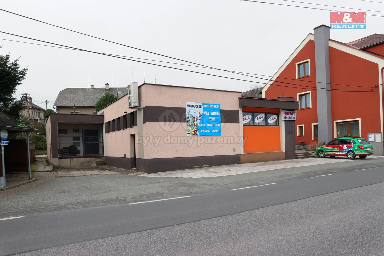 (Prodej, obchod a služby, 569 m2, Havlovice), foto 1/17