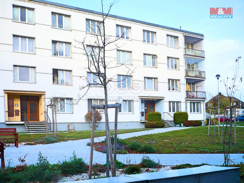 Pronájem, byt 2+1, 65 m2, Bor u Tachova