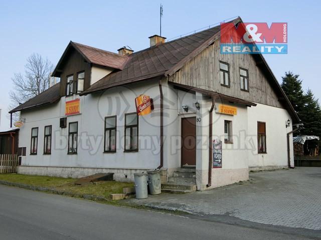 Prodej, rodinný dům, Nová Ves v Horách - Mníšek