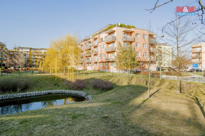 (Prodej, byt 2+kk, 68 m2, Praha 9 - Čakovice, zahrada 26 m2), foto 1/23