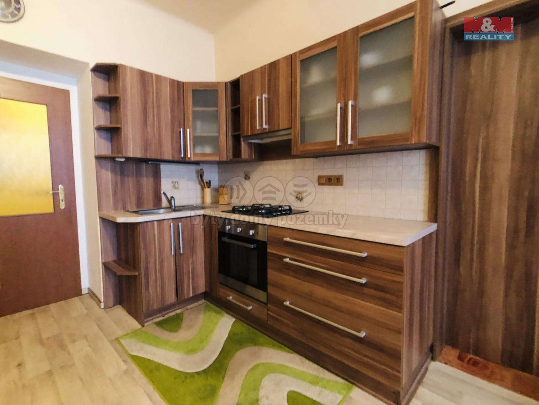 Prodej, byt 2+kk, 61 m2, Plzeň, ul. Čechova