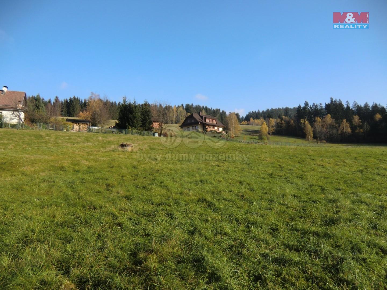 Prodej, stavební pozemek, Horní Bečva