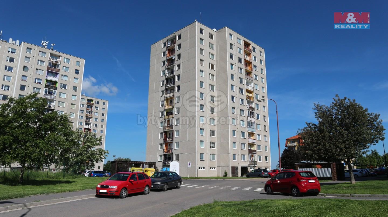 Prodej, byt 1+1, 43 m2, Chrudim, ul. Na Větrníku