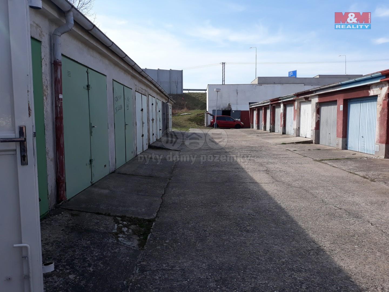 Prodej, garáž, Kolín