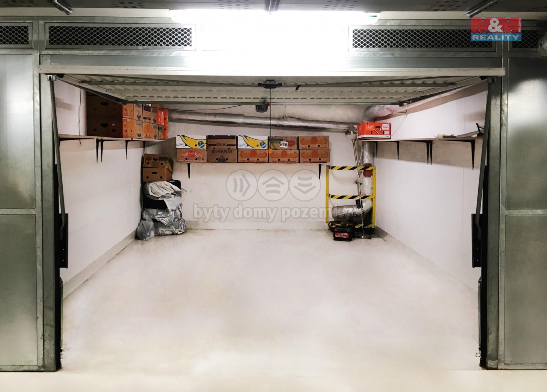 Prodej, garáž, 20 m2, Praha - Hostivař