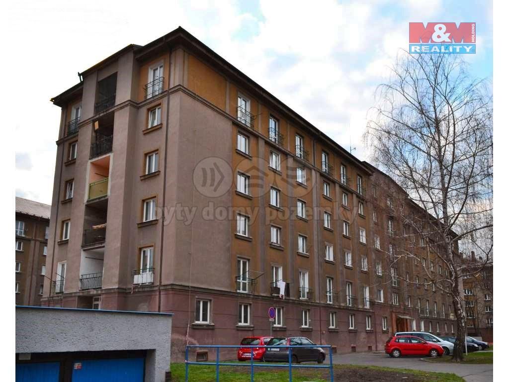 dům (Pronájem, byt 1+1, 29 m2, Ostrava - Zábřeh, ul. Čujkovova), foto 1/9