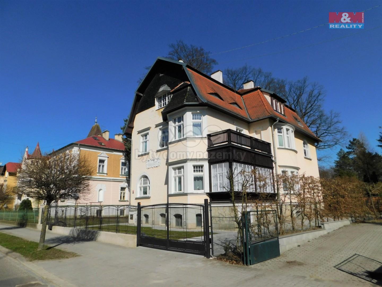 (Prodej, byt 3+1, 113 m2, OV, Františkovy Lázně,ul. Kollárova), foto 1/43