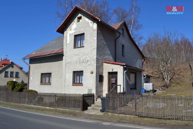 Dům (Prodej, rodinný dům, 4+1, 597 m2, Nová Ves nad Nisou), foto 1/20