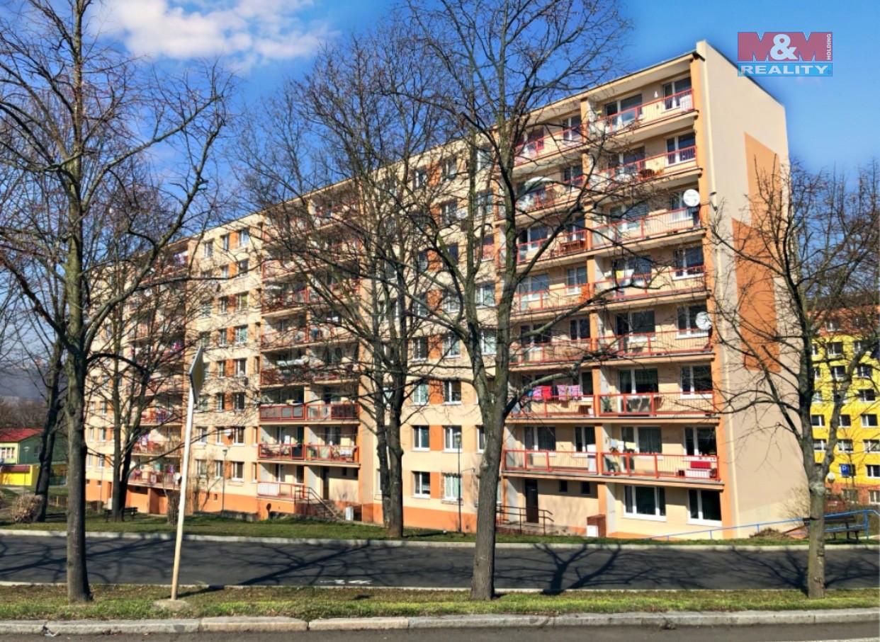 (Prodej, byt 3+1, 55 m2, OV, Most, ul. Moskevská), foto 1/18